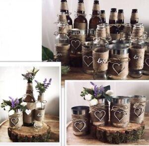 Wedding Centre Pieces X 7 Tables  21pieces