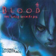 Unknown Artist : Blood: The Last Vampire CD