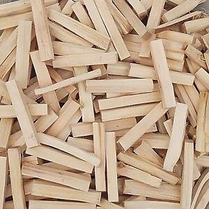 30 Kg Anzündholz Anmachholz Anfeuerholz Brennholz Kaminholz Anzünder frisch