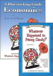 Bluestocking -  Whatever Happened to Penny Candy? SET of 2: Student and Guide