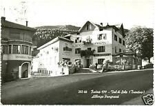 FUCINE - ALBERGO PANGRAZZI - OSSANA (TRENTO) 1958