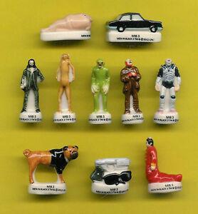 Figurines Men IN Black 3 Complete Series ref.B128