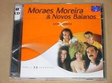 BOITIER 2 CD / MORAES MOREIRA & NOVOS BAIANOS / SEM LIMITE / TRES BON ETAT