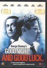 GOOD NIGHT , AND GOOD LUCK - DVD (USATO EX RENTAL)
