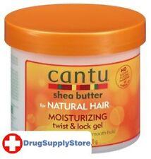 BL Cantu Natural Hair Twist And Lock Gel 13 oz Jar - Two PACK