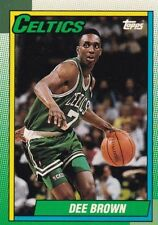 Not Autographed 1992-93 Season Basketball Trading Cards