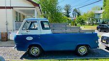 1964 Ford 1/2 Ton Pickup Blue & White