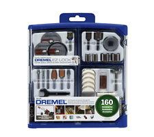 Dremel 710-08 Polishing Grinding Sanding Rotary Accessory Tool Kit Set 160-Piece
