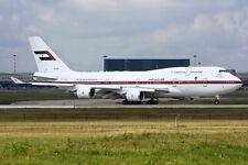 InFlight200 if7441116 1/200 United Arab Emirates Boeing 747-400 a6-uae con /