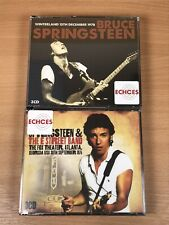 2x Bruce Springsteen 3CD Live Box Sets - Fox Theater & Winterland 1978 - SEALED