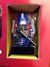 "OPTIMUS PRIME Transformers KRE-O Kreon 2"" inch Minifigure   2011"