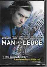 MAN ON A LEDGE DVD Elizabeth Banks, Jamie BELL, Edward Burns, Ed Harris