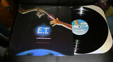 E.T. The Extra Terrestial NM soundtrack MCA John Williams CALL HOME