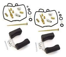 Ultimate Carburetor Carb Rebuild Repair Kit & Floats - 1978-1979 Honda CX500 CX