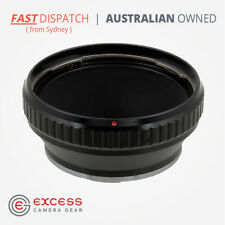 Fotodiox HB to AF Lens Adapter - Use Hasselblad V Lens on your Nikon F Mount SLR
