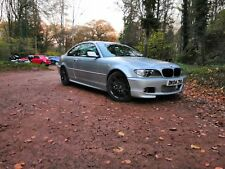 BMW E46 330CD STAGE 3 ROAD TRACK CAR