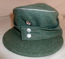 CASQUETTE M 43 FELDMUTZE OFFICIER WWII WH ORIGINAL 2° GUERRE