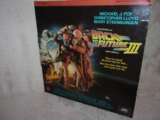 BACK TO THE FUTURE lll DIGITAL LASER VIDEO DISC PRESENTED BY STEVEN SPIELBERG
