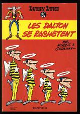 LUCKY LUKE n°26 LES DALTON SE RACHÈTENT MORRIS / GOSCINNY PUB TOTAL DUPUIS
