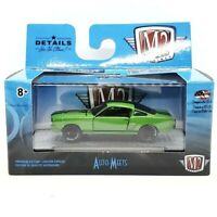 M2 MACHINES 1966 FORD MUSTANG 2+2 DETROIT MUSCLE R50 19-40 1:64 DIECAST MODEL