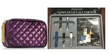 Justin Bieber The Key Make Up Bag With Boss' Issey Miyake ' Versace ' perfume