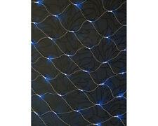 Lunartec LED-Lichternetz Blue Galaxy mit Leuchteffekten