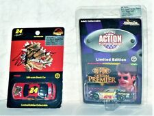 NASCAR - JEFF GORDON - 1997 ACTION Racing DieCast Cars - (1) AUTOGRAPHED