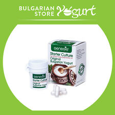 Starter Culture for Original Bulgarian Yogurt by GENESIS LABORATORIES up to 20 l