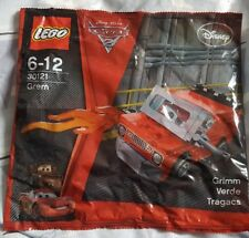 GENUINE LEGO DISNEY CARS 2 GRIMM POLYBAG 30121 UNOPENED