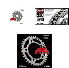 520 BMXR Chain Natural Front & Rear Sprocket Kit for KTM 950 SuperMoto 2006-2008