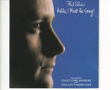 CD PHIL COLLINShello, i must be goingGERMAN EX+ (B5620)