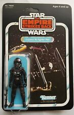 IMPRESSIVE IMPERIAL TIE FIGHTER PILOT ON VINTAGE STYLE EMPIRE STRIKES BACK 47