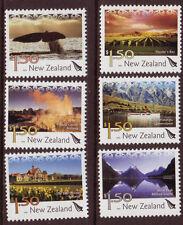 NEW ZEALAND 2004 TOURISM SET OF 6 UNMOUNTED MINT