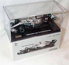F1 2019 Mercedes AMG Petronas W10 EQ Power Lewis Hamilton Collectors Model New