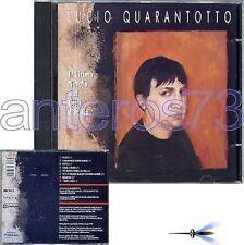 LUCIO QUARANTOTTO RARO CD 1990 - FRANCO BATTIATO