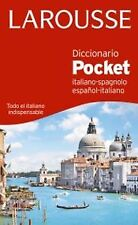 DICCIONARIO POCKET ESPAÑOL-ITALIANO/ITALIANO-SPAGNOLO. ENVÍO URGENTE (ESPAÑA)
