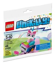 LEGO UNIKITTY! Roller Coaster Wagon polybag New SEALED 30406 unikitty TV Series