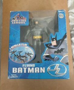 Justice League Flying Batman The Disney Store In Box - Opened