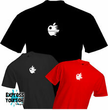 STAR WARS APPLE - T Shirt, CATEGORY, Fun, Cool, Quality, Death Star
