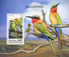 Central Africa  2018  Bee-eaters birds   S201809