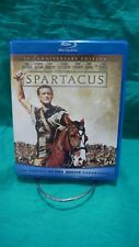 Spartacus 50th Anniversary Edition Blu-Ray
