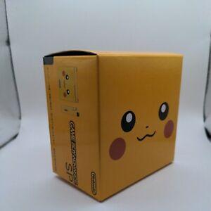 Cardboard Packaging Box Protector Nintendo Gameboy Advance SP Pikachu GBA SP