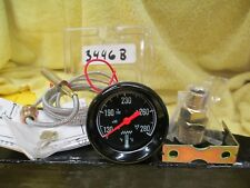 Makes Waves brand Mechanical Water Temperature Gauge #3446b  2 1/16""