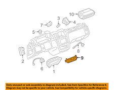 Cadillac GM OEM 07-11 DTS-Dash Climate Control Unit HVAC Heater A/C Fan 25839381