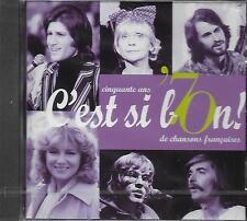 CD album: Compilation: C' Est Si Bon ! '70. Vol.4. Polygram. U