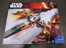 Poe's X-Wing Fighter STAR WARS 2015 The Force Awakens TFA Disney MIB