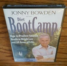 Jonny Bowden Solutions: Diet Boot Camp (DVD) emotional health weight loss NEW