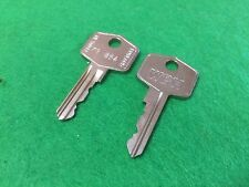 WBH (WILMOT BREEDEN) CLASSIC CAR FS SERIES KEYS ALL NUMBERS AVAILABLE 876 - 955
