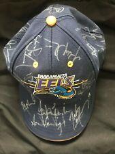Parramatta Eels signed cap