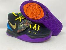 Nike Kyrie 6 CNY (GS) Black/Metallic Gold-Laser Basketball CQ5820-001 Size 6Y